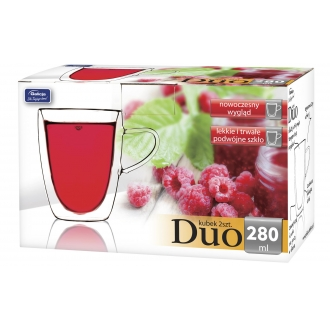 Kubek DUO 280ml, 2szt.