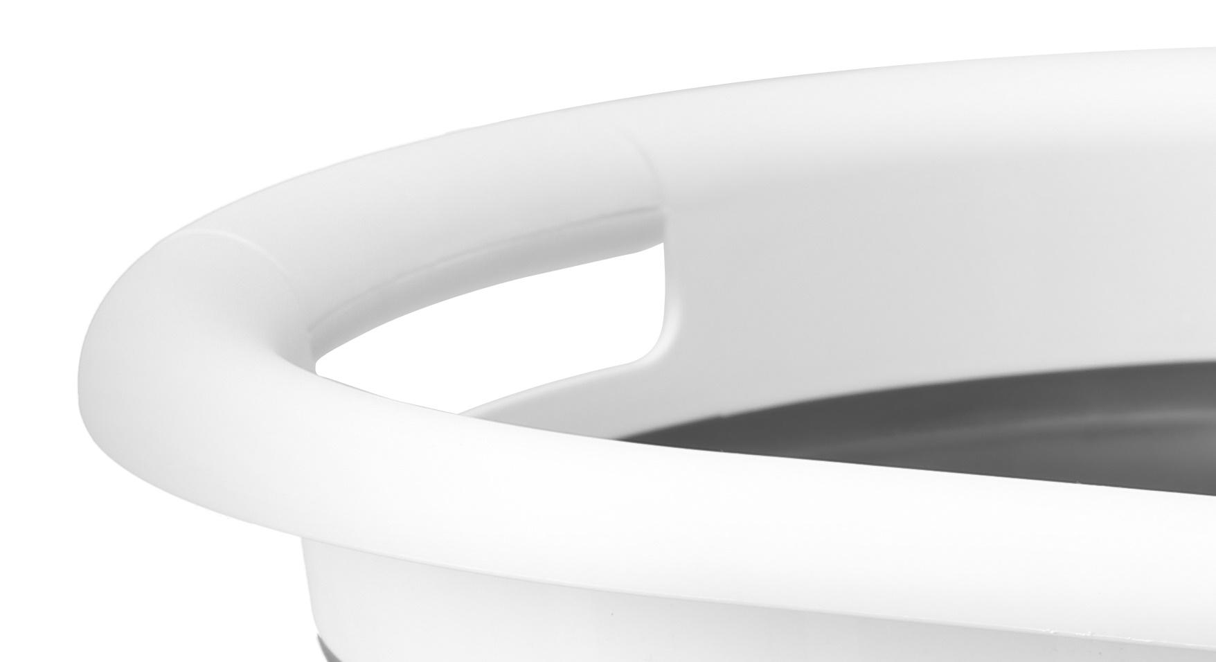 Kosz Na Pranie Silikonowy Składany Compact Sklep Galicja