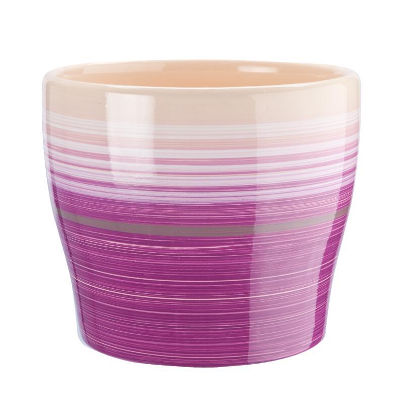 Osłonka Ceramiczna 14 Cm Fuksja